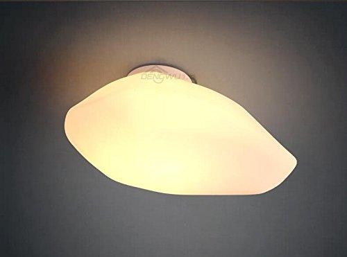 Jj moderna lampada da soffitto led lalloggiamento della lampada