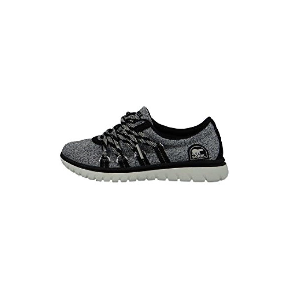 Sorel Grigio Nero Moda Sneaker Nl2328-010 Tivoli Go Femminile Taglia 39