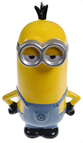 M.Z. Berger & Company Despicable Me Ceramic Coin Bank - Minion Kevin]()