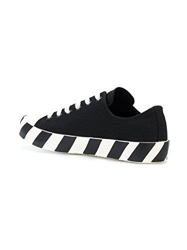 OFF-WHITE Sneakers Uomo OMIA071S183510161000 Cotone Nero