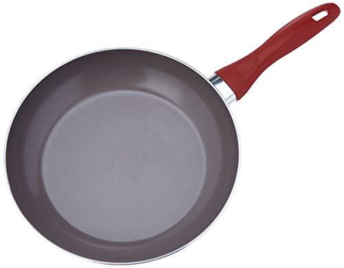 Frigideira, Ceramic Life Smart Plus, 24 cm, Vermelha, Brinox