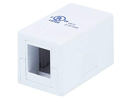 (Monoprice 1-Port Surface Mount Box (107088) )