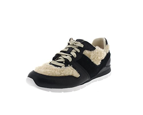 Deaven W Chaussure Ugg W Black 1014480 Derbie Noir wq47n1A