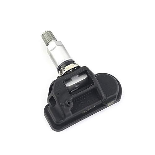 Fantasyworld Capteur de Surveillance de Pression de Pneu de 4 PCS pour GM Opel Astra 13598775 Capteur de Pression de Pneu de Surveillance Noir