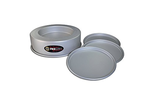 Fat Daddios Wild Inside Baking Set, 10 Inch and 7 Inch