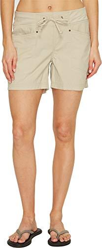 Royal Robbins Women's Jammer Shorts, Small, Light Khaki (Royal Khaki Robbins Shorts)
