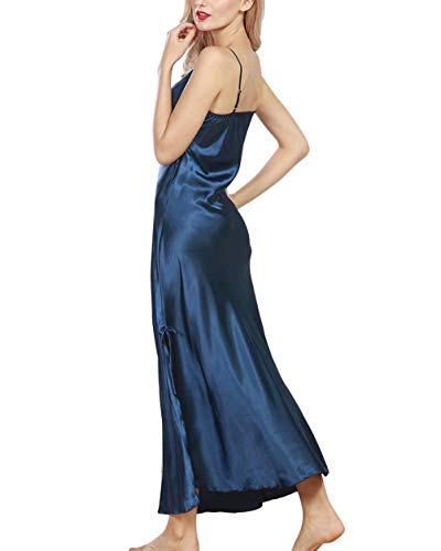 Donna da Camicia Puluo Blue notte Dark AxtqTw