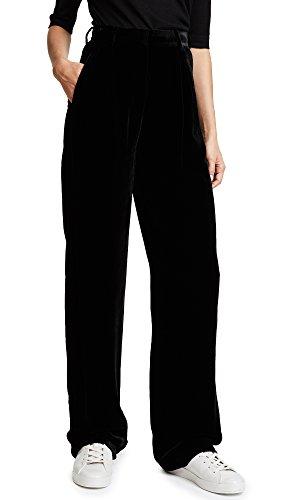 00 black dress pants - 8