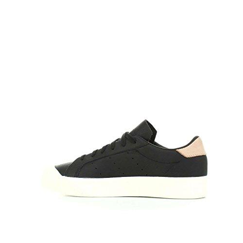 Adidas everyn W–Sneaker, Mädchen, schwarz (negbas/negbas/percen)