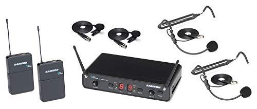 Samson Concert 288 Presentation Headset Microphone For Church Sound Systems