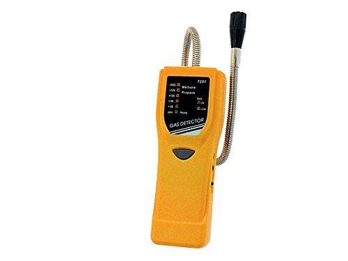 VZ7291 Detector de fugas de Gas Combustible GLP LAG CH4 metano Butano Gas inflamable