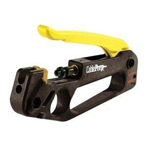 圧縮ツール、レバー、Coax 6 / 59、7 in l by CablePrep B01IU75FZO
