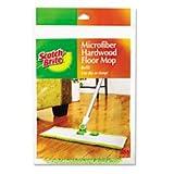 -- Hardwood Floor Mop Refill, Microfiber