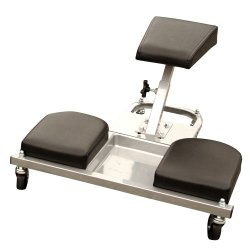 Knee Saver Work Seat with Tool Tray Tools Equipment Hand Tools