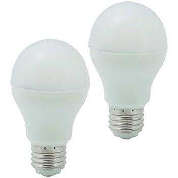 Set Of 2 Opto Light A19 Energy Saving 10 Watt 60 Watt