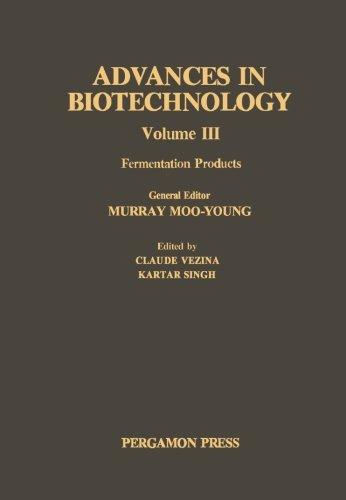 Download Fermentation Products: Proceedings of the Sixth International Fermentation Symposium Held in London, Canada, July 20-25, 1980 (Volume 3) PDF ePub fb2 ebook