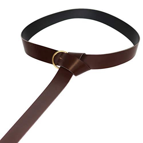 Medieval Ring Belt Brown (Brown)