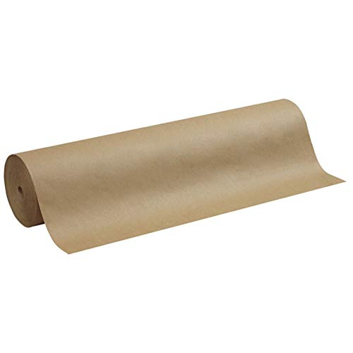 """Pacon PAC5736 Lightweight Kraft Roll, Natural, 36"""" x 1000', 1 Roll from Pacon"""