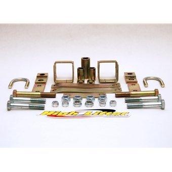 yamaha bruin 350 lift kit - 6