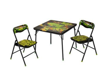 Atlantic Set Chair (Nickelodeon Teenage Mutant Ninja Turtle Square Table and Chair Set)