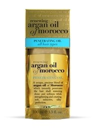 Organix Renewing Moroccan Argan Oil Penetrating Oil (all hair types (All Hair Types) 3.3 oz (Organix Moroccan Argan Oil)