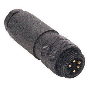Maretron Mini Field-Attachable Connectors - Male by (Attachable Connector)