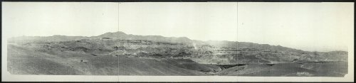 Photo Chile Exploration Co   Chuquicamata  Chile  S A  1925