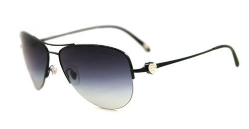 0b6389b1743 Amazon.com  TIFFANY   CO SUNGLASSES TF 3021 6007 3C BLACK  Clothing