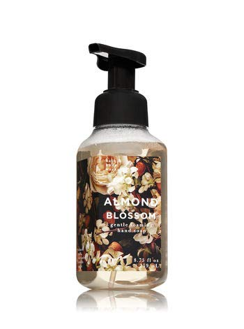 Bath and Body Works Almond Blossom Gentle Foaming Hand Soap 8.75 fl oz