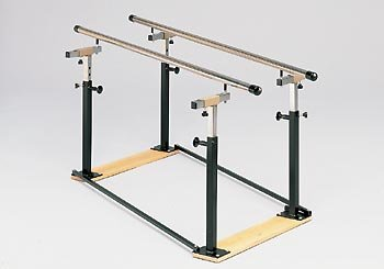 CLINTON PARALLEL BARS 7' Folding parallel bars Item# 33317 Adjustable Folding Parallel Bars