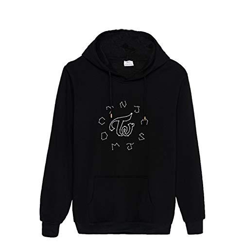 Kpop Twice TWISTAR Autumn Winter Fashion Sweater Chae Young Mina...