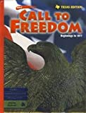 Call to Freedom, Holt, Rinehart and Winston Staff, 0030534321