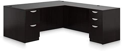 L-Shapped Executive Desk