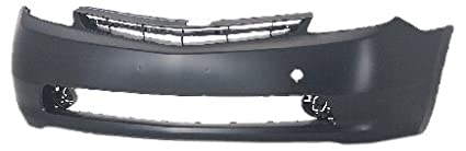 OE Replacement Toyota Prius Front Bumper Cover (Partslink Number TO1000274) TO1000274V