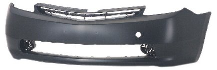 OE Replacement Toyota Prius Front Bumper Cover (Partslink Number TO1000274)