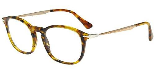 Persol Men's PO3179V Eyeglasses Brown/Beige Tortoise ()