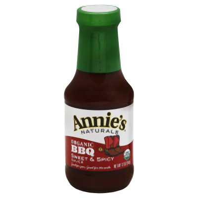 Annie'S Naturals Sweet Spicy Bbq Sauce 12 Oz  - Pack Of 12