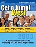 Get a Jump West 2003, Peterson's Guides Staff, 0768910447