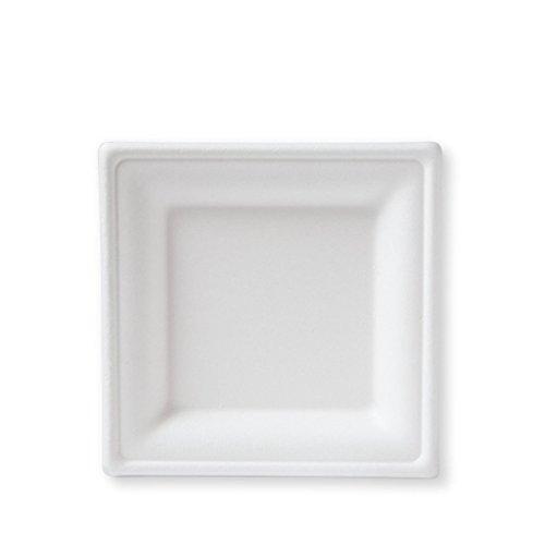 8 Square Plate - 9