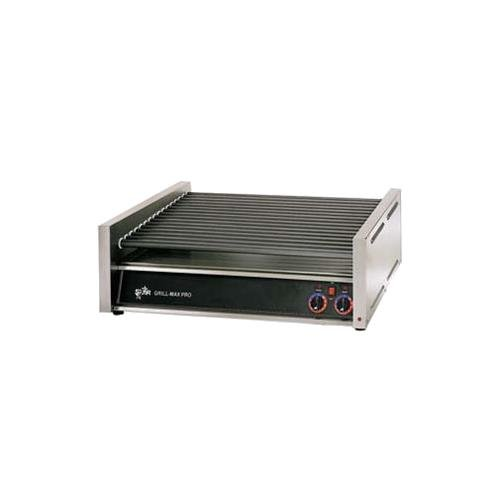 Star Manufacturing 75SC Grill-Max Pro Roller Style Hot Dog Grill w/Duratec Rollers