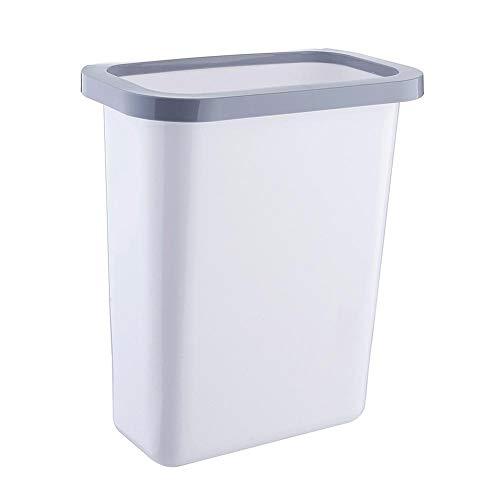 trash can plastic large kitchen hanging trash bin 10l cupboard. Black Bedroom Furniture Sets. Home Design Ideas