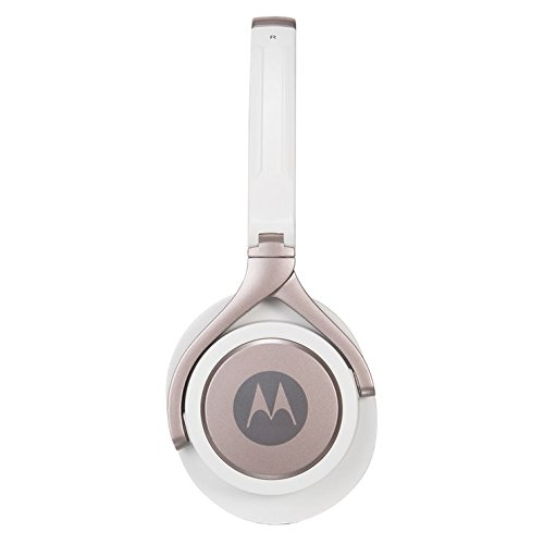 Amazon.com: Motorola Pulse 2 On Ear Wired Headphones Black (White): Home Audio & Theater