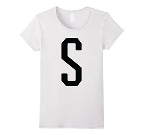 Duo Halloween Costumes Females (Womens Couple Halloween Costume Shirt - Salt & Pepper #1 of 2 XL White)