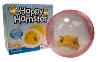 - Hamusuta the Happy Hamster in Ball