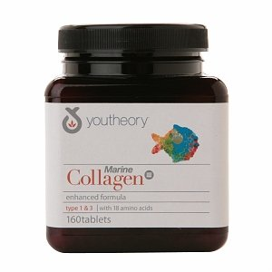 (Youtheory Marine Collagen 160 Tb)
