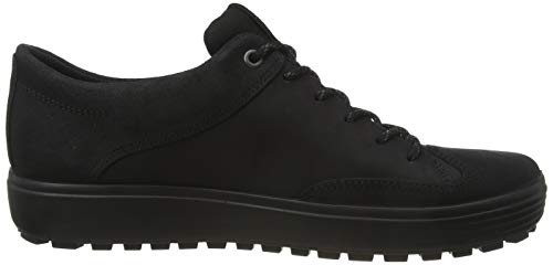 ECCO Men's Soft 7 TRED Low Gore-TEX Sneaker Nubuck Shoes