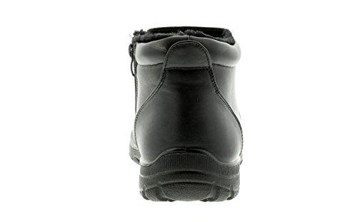 Cremallera Gb Con Originals 12 Casual Croft Botas Negro Caballero Tallas 6 qOAxtfPR