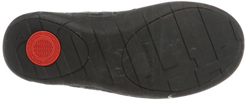 Mujer Zuecos Para Fitflop leather Leather Black 090 Superloafer All w4Ipn1pOq