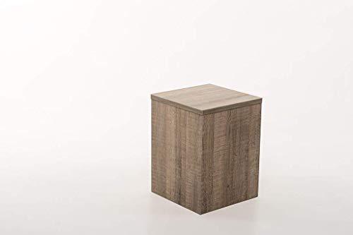 Hermesmobel - Mesa Auxiliar, Mesa de cafe, diseno Moderno, montada, Estable, Mesa de salon