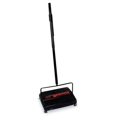 Franklin Cleaning 39357 Workhorse Carpet Sweeper 46'' Black by Unknown (Image #1)